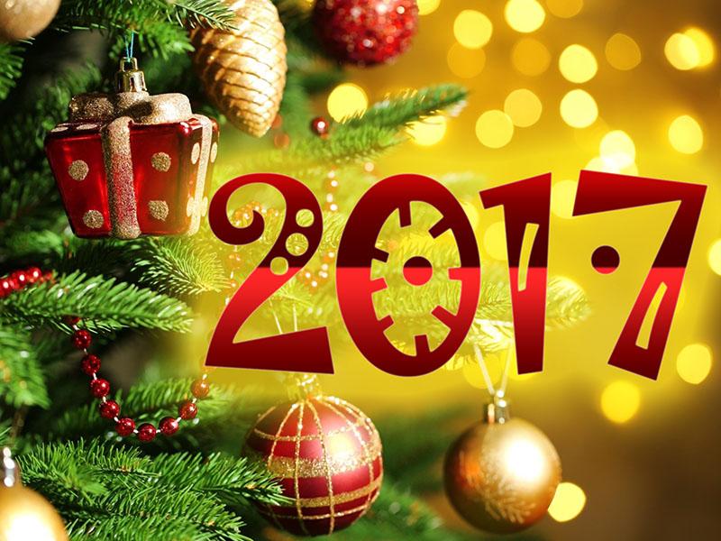 Фото и картинки к новому году 2017